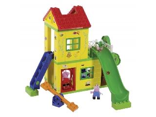 BIG-Bloxx Peppa malac Játszóháza építőjáték