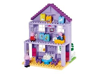 BIG-Bloxx Peppa Nagyszülői háza építőjéték
