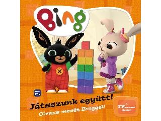 Bing: Játsszunk együtt! lapozókönyv