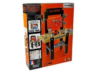 Black & Decker szerelőasztal fúrógéppel