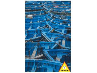 Blue boats Piatnik 1000 puzzle