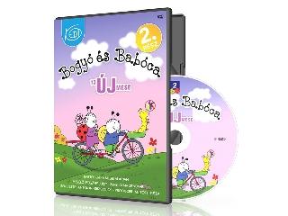 Bogyó és Babóca DVD 13 új mese