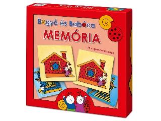 Bogyó és Babóca Memória fejlesztő játék