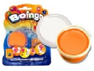 Boingo gyurma szett tartályban - narancssárga