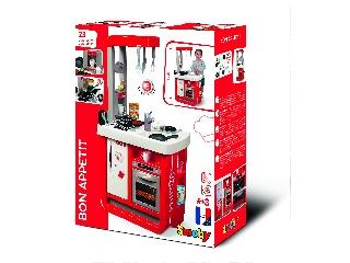 Bon Appetit elektronikus konyha - piros-fehér
