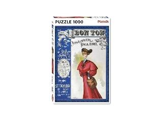 Bon Ton Magazin címlap 1903 puzzle 1000 db