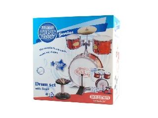 Bontempi dob szett szabályozható székkel - Rock Drummer