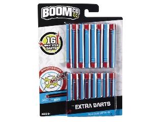 Boom extra lövedék készlet kék-piros