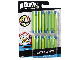 Boom extra lövedék készlet zöld-kék csíkos