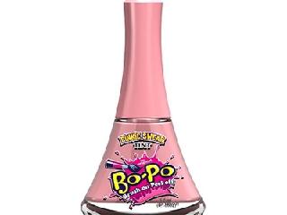 Bo-Po körömlakk 1db-os - halvány rózsaszín Pinkieswear