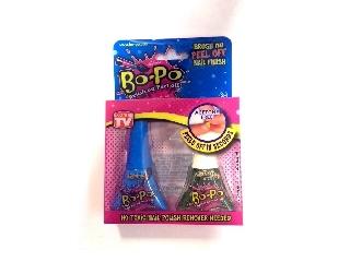 Bo-Po körömlakk 2 db-os - kék-csillogó zöld (Cloudy Day, Sweet Dreams)