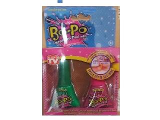 Bo-Po körömlakk 2 db-os - zöld-rózsaszín (Emerald, Bubble Gum)