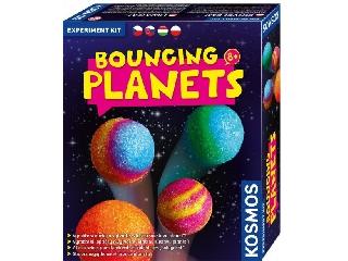 Bouncing Planets - bolygó készítő (gumilabda gyár)