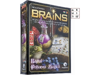 Brains - Bájital Brains
