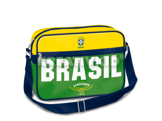 Brasil közepes oldaltáska