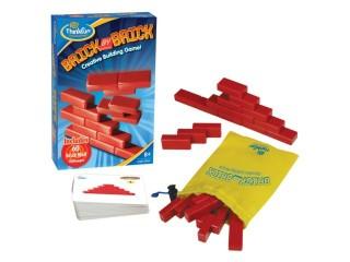 Brick by Brick kreatív 3D építőjáték