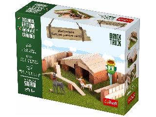 Brick Trick - Kutyaház kreatív építőjáték