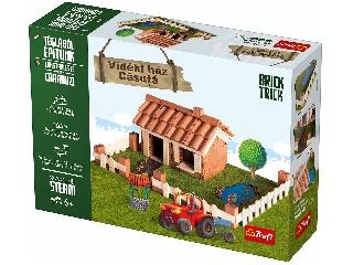 Brick Trick - Vidéki ház kreatív építőjáték