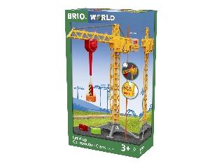 BRIO Daru világítássa