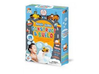 Buddy& Barney fürdőjáték ,Építsd meg!