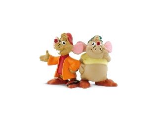 Bullyland Disney - Hamupipőke: Guszti és Jackie