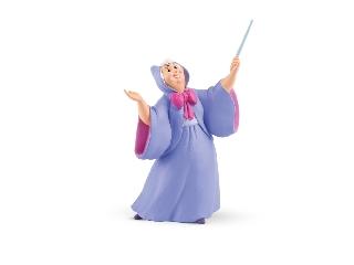 Bullyland Disney - Hamupipőke: Tündér keresztanya
