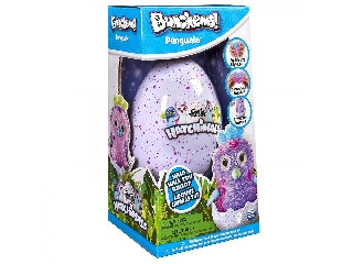Bunchems Hatchimals Penguella kreatív szett (Bunchimals)