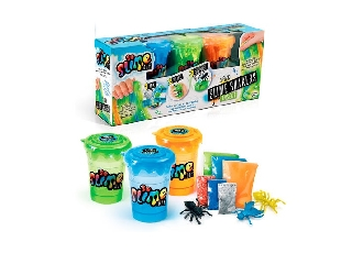Canal Toys - Slime shaker 3 db-os - Insect