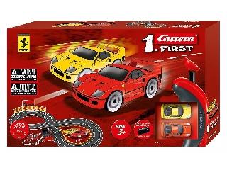 Carrera First Ferrari elemes autópálya
