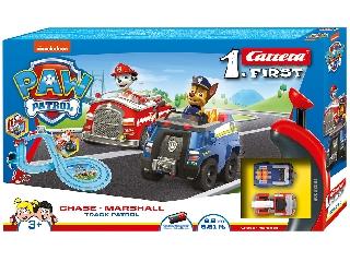 Carrera GO Mancs őrjárat - Track Patrol autópálya