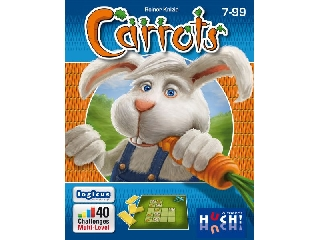 Carrots - logikai fejtörők