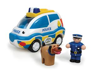 Charlie, a rendőrautó