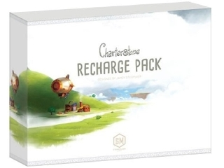 Charterstone: Recharge Pack (magyar kiadás)