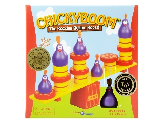 Chicky Boom egyensúlyi játék