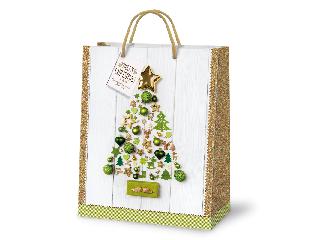 Christmas Tree közepes díszzacskó