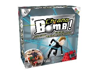 Chrono Bomb szupertitkos kém küldetés ügyességi játék