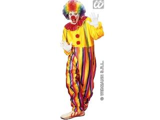 Cirkuszi bohóc felnőtt jelmez S méret