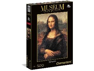 Clementoni: Mona Lisa 500 darabos puzzle