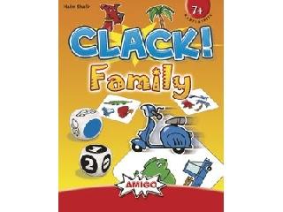 Clack family