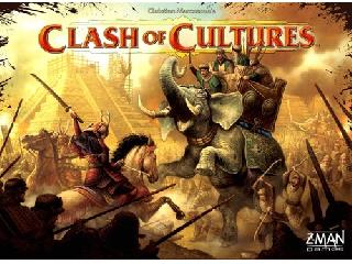 Clash of Cultures - társasjáték