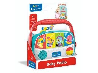 Clementoni baba rádió