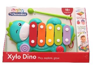 Clementoni: Dinós xilofon