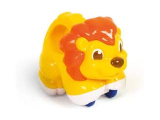 Clementoni guruló oroszlán