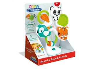 Clementoni: Készségfejlesztő játék állatos