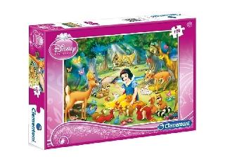 Clementoni Puzzle 100 db-os - Hófehérke