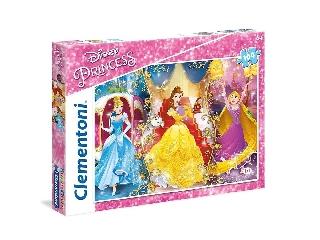 Clementoni Puzzle 104 db-os - Disney Hercegnők