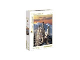 Clementoni Puzzle 1500 db-os - Neuschwanstein
