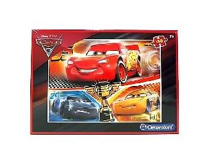 Clementoni Puzzle 180 db-os -  Spec. Verdák 3