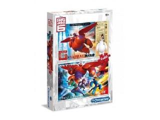 Clementoni Puzzle 2x60 Big Hero 6