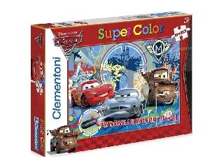 Clementoni Puzzle - Verdák 2. 2x20 db